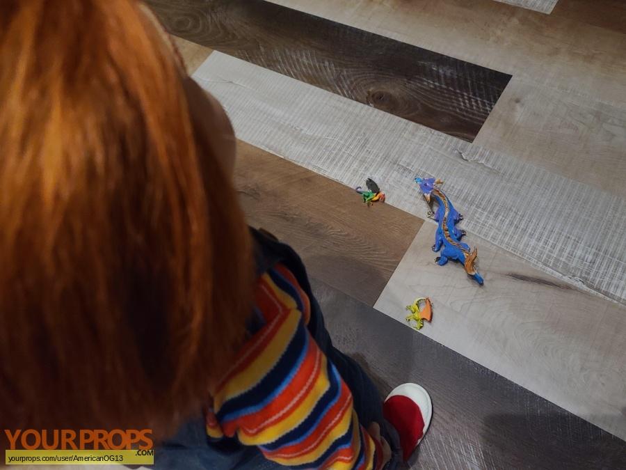 Childs Play original set dressing   pieces