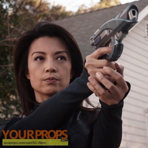 Agents of S H I E L D  original movie prop weapon