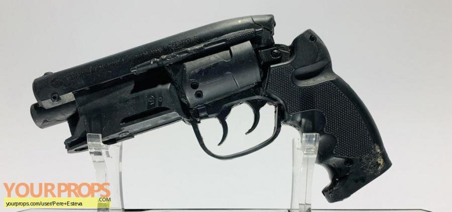 Blade Runner 2049 original movie prop weapon