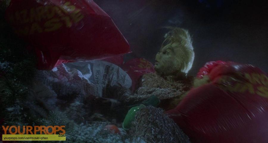 How the Grinch Stole Christmas original set dressing   pieces