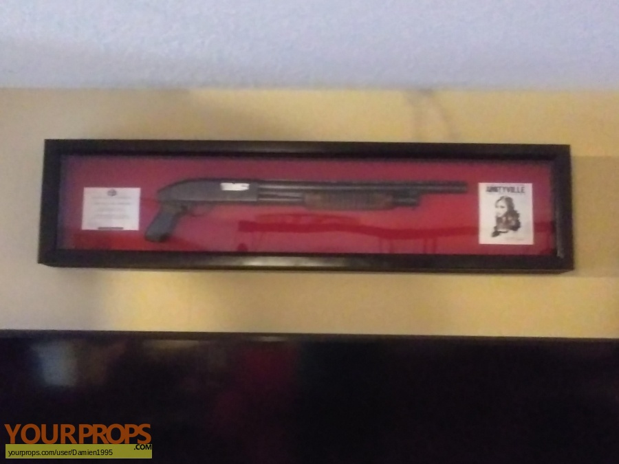 Amityville The Awakening original movie prop weapon