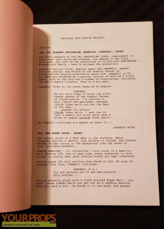 Graceland original production material