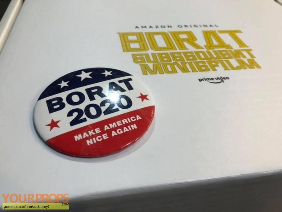 Borat  Subsequent Movie Film original film-crew items