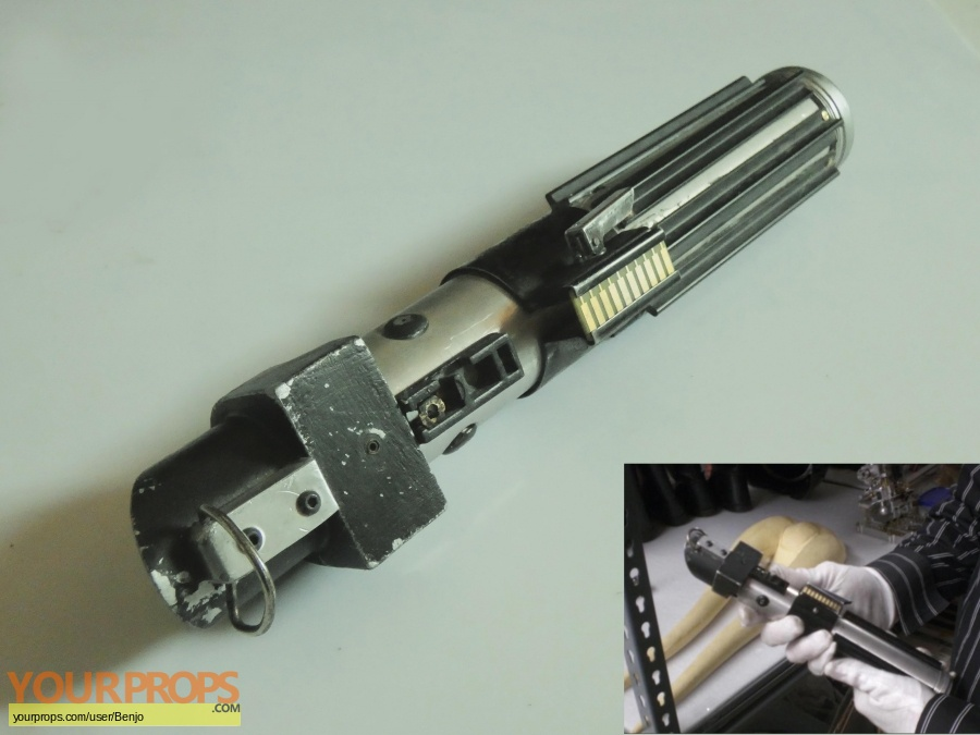 Star Wars  Return Of The Jedi made from scratch movie prop