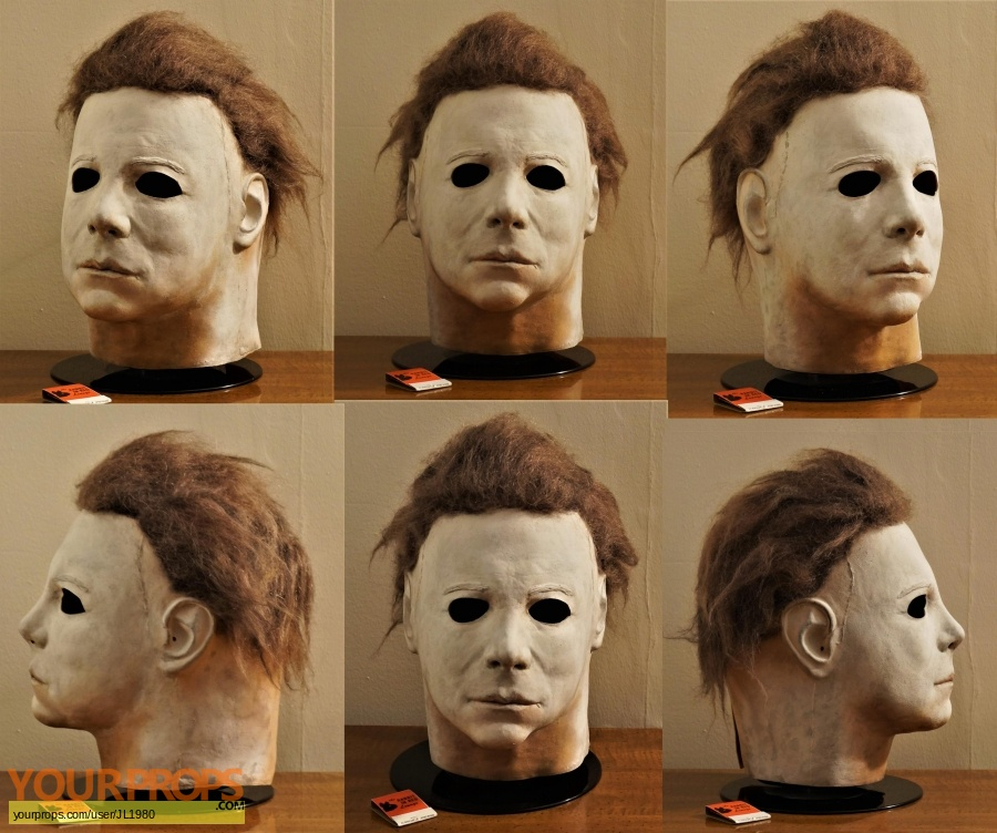 Halloween made from scratch movie prop