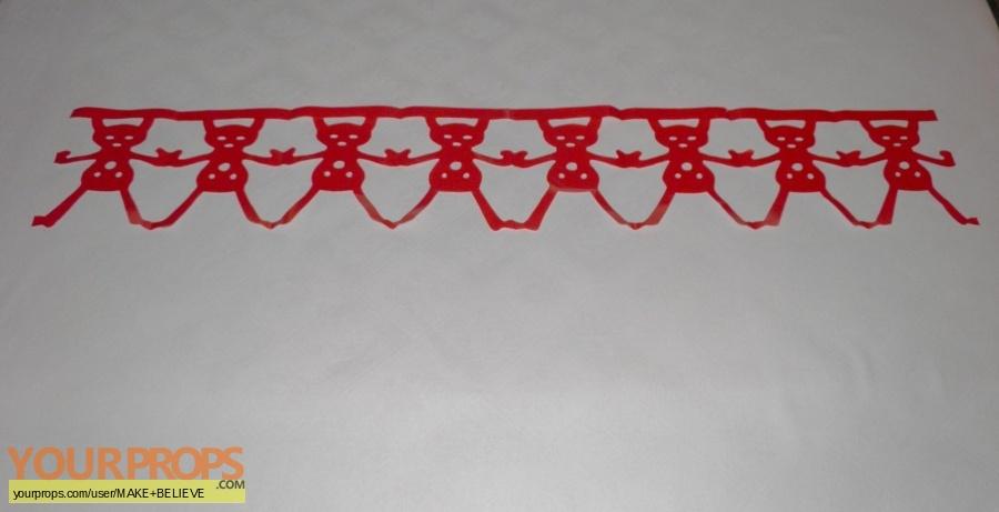 Edward Scissorhands made from scratch movie prop