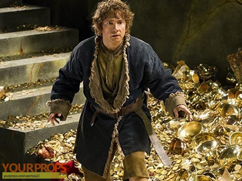 The Hobbit  The Desolation of Smaug original movie prop