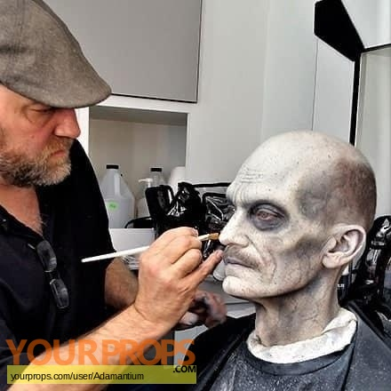 The Haunting of Hill House original make-up   prosthetics