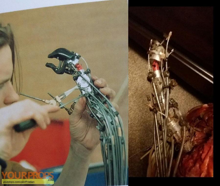 Alien 3 original movie prop