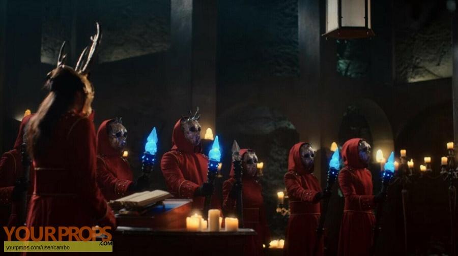 The Order  2019 original movie prop