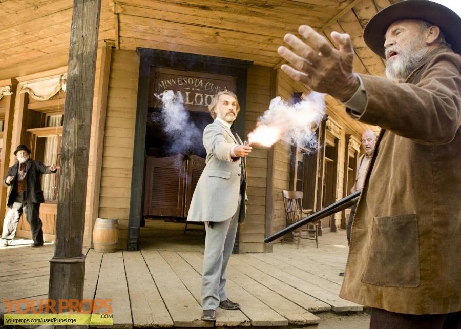 Django Unchained original movie prop