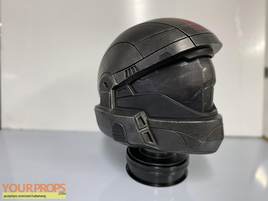 Halo 3 odst made from scratch movie costume