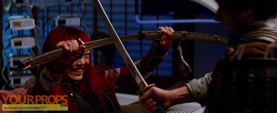 The Wolverine original movie prop