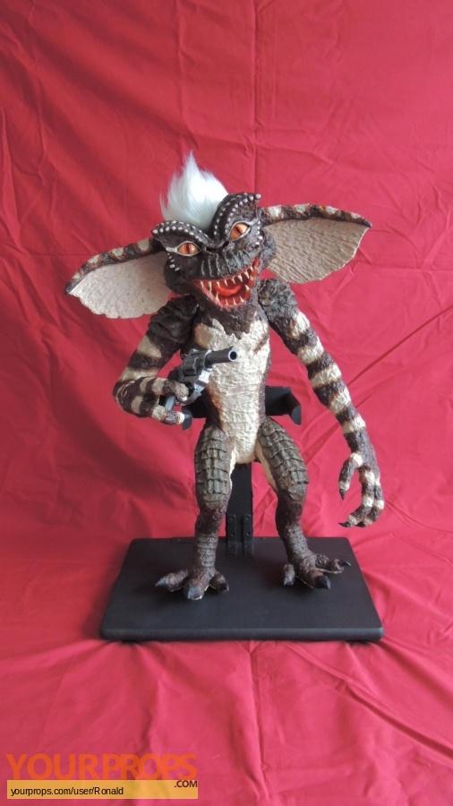 Gremlins made from scratch movie prop