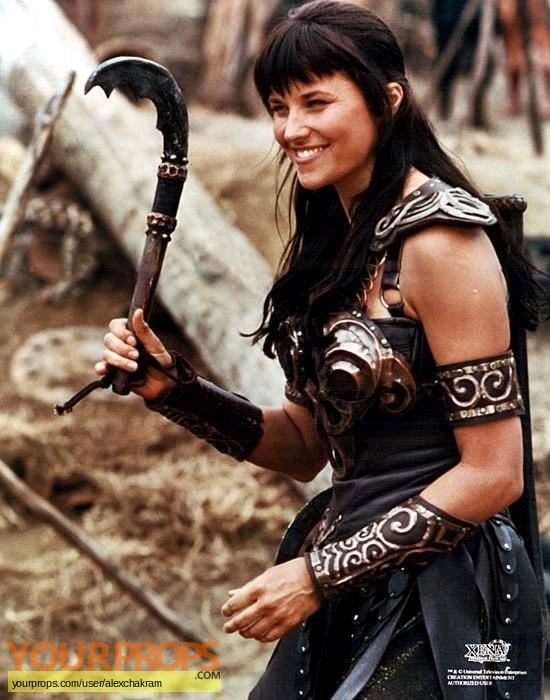 Xena  Warrior Princess original movie prop weapon