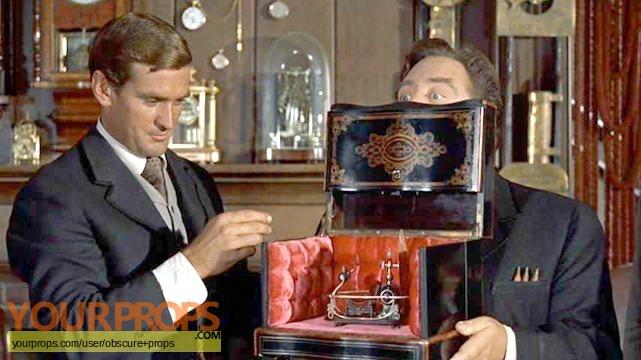 The Time Machine 1960 replica movie prop