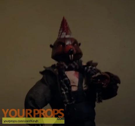 puppet master the littlest reich original movie prop