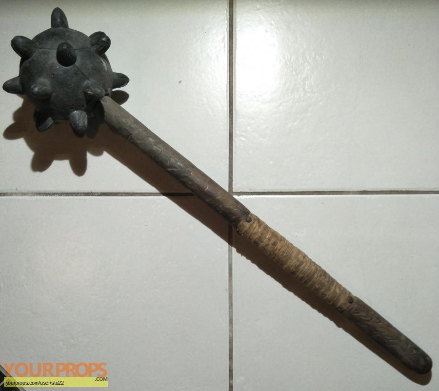BeastMaster original movie prop weapon