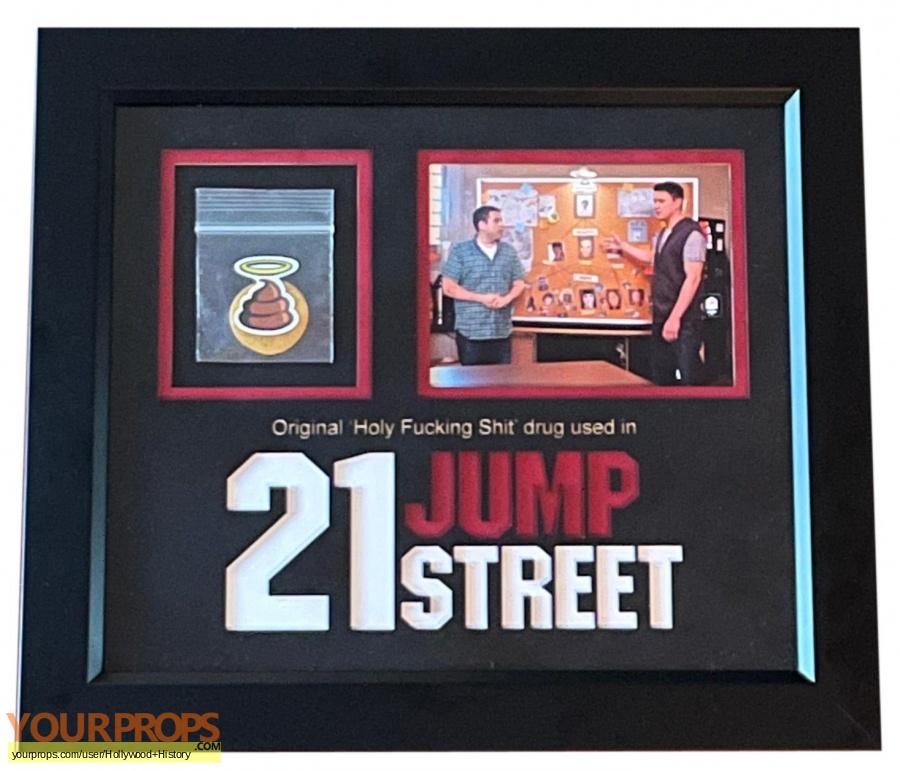 21 Jump Street original movie prop