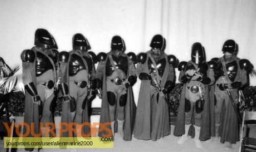 Krull original movie costume