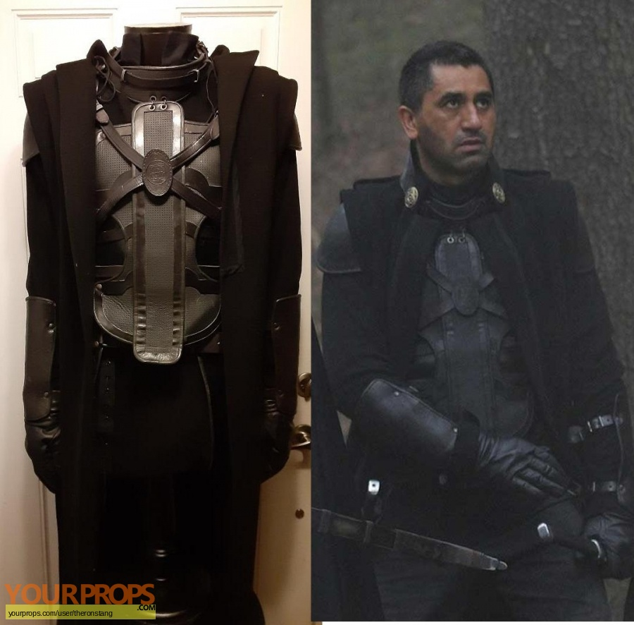 Last Knights original movie costume
