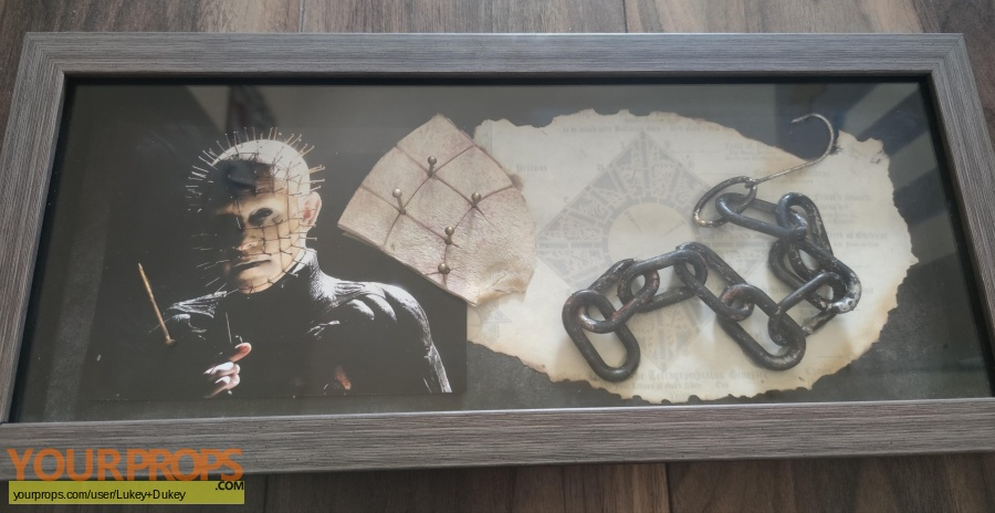 Hellraiser  Deader original movie prop