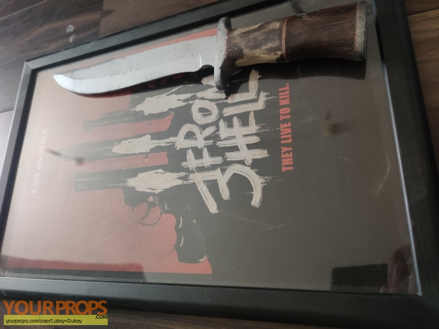 3 from Hell original movie prop weapon