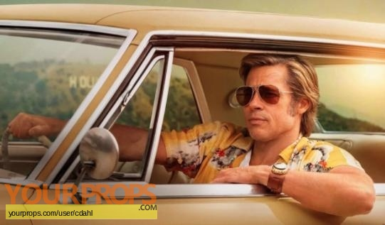 Once upon a Time in Hollywood replica movie prop