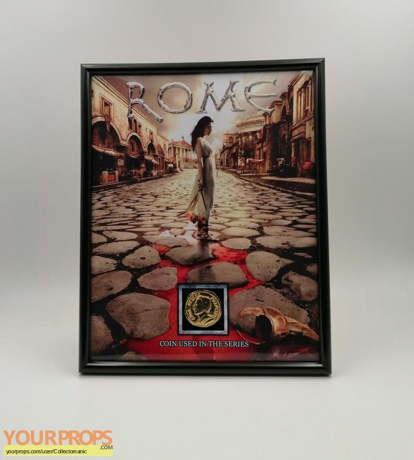 Rome original movie prop