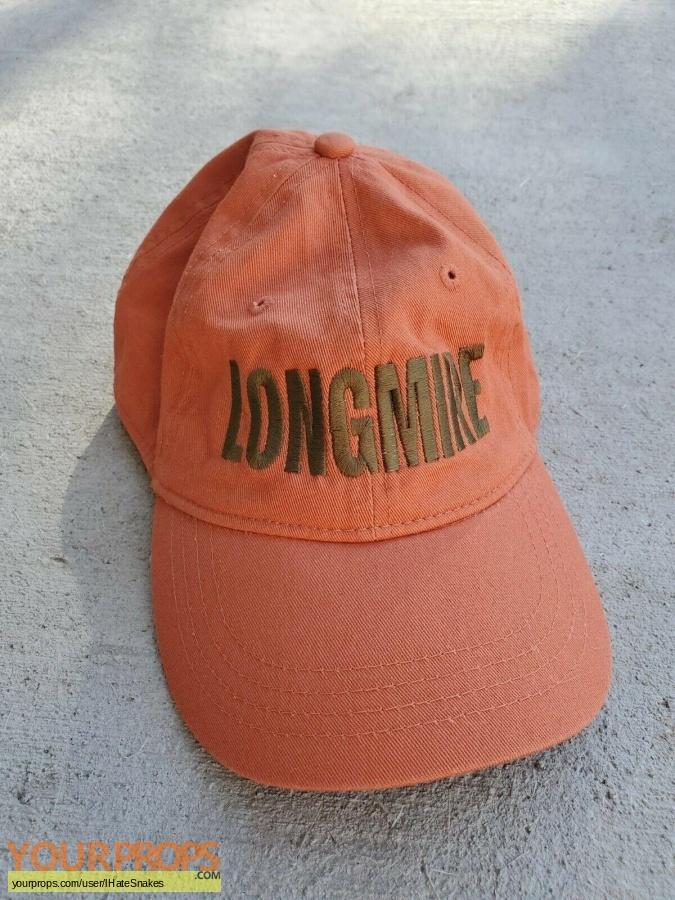 Longmire original film-crew items