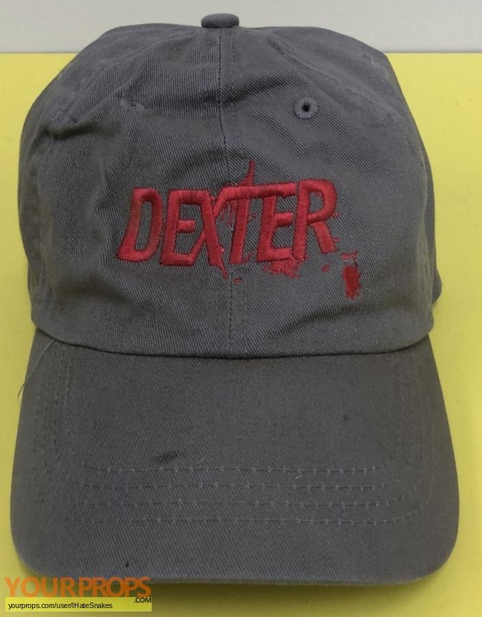 Dexter original film-crew items