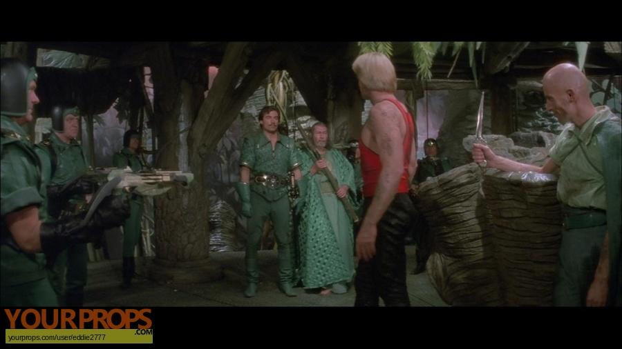 Flash Gordon original movie prop