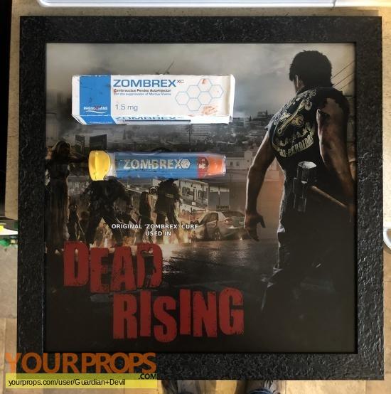 Dead Rising  Endgame original movie prop