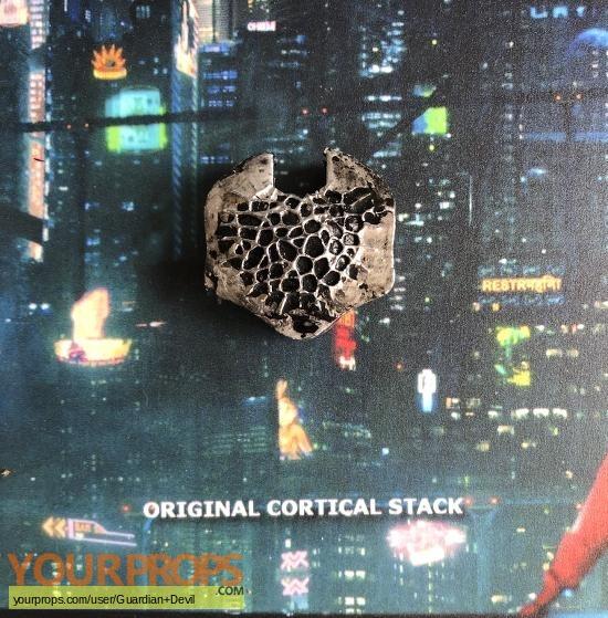 Altered Carbon original movie prop