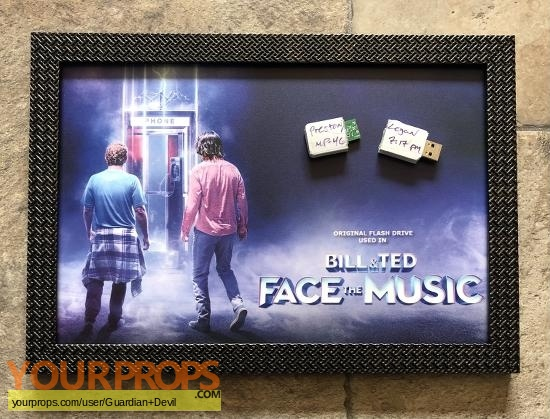 Bill and Ted Face the Music original movie prop