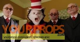 The Cat in the Hat original movie costume