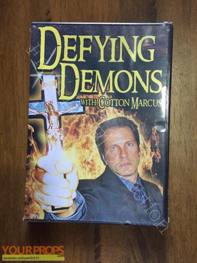The Last Exorcism original movie prop