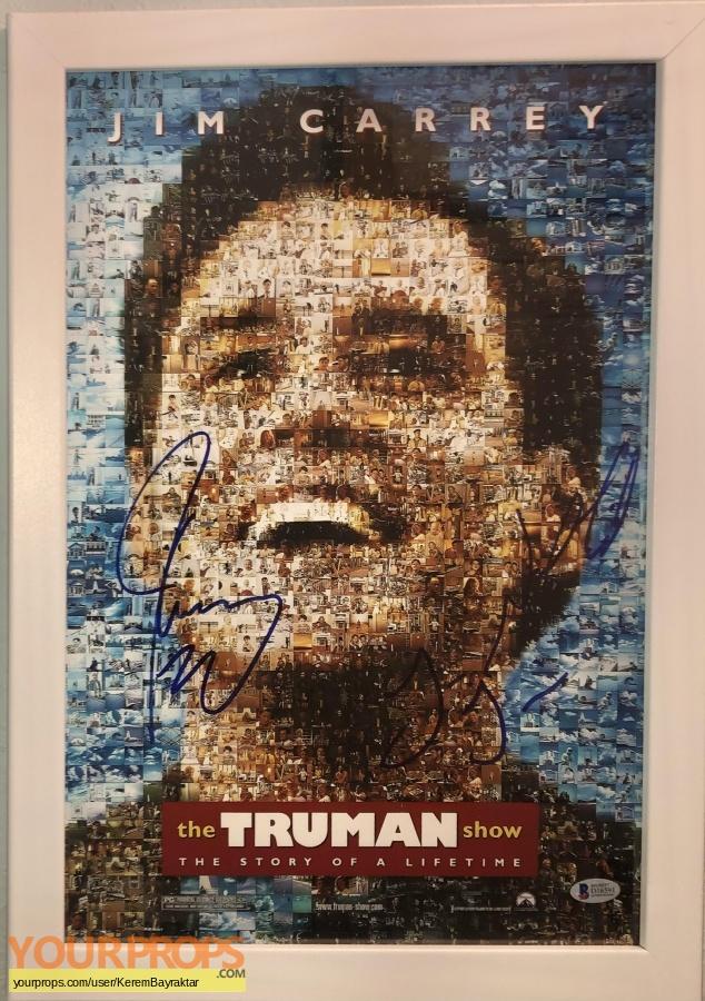 The Truman Show original production artwork