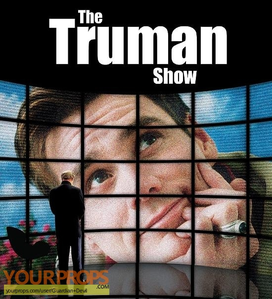 The Truman Show swatch   fragment movie costume