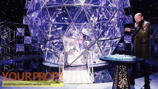 The Crystal Maze original set dressing   pieces