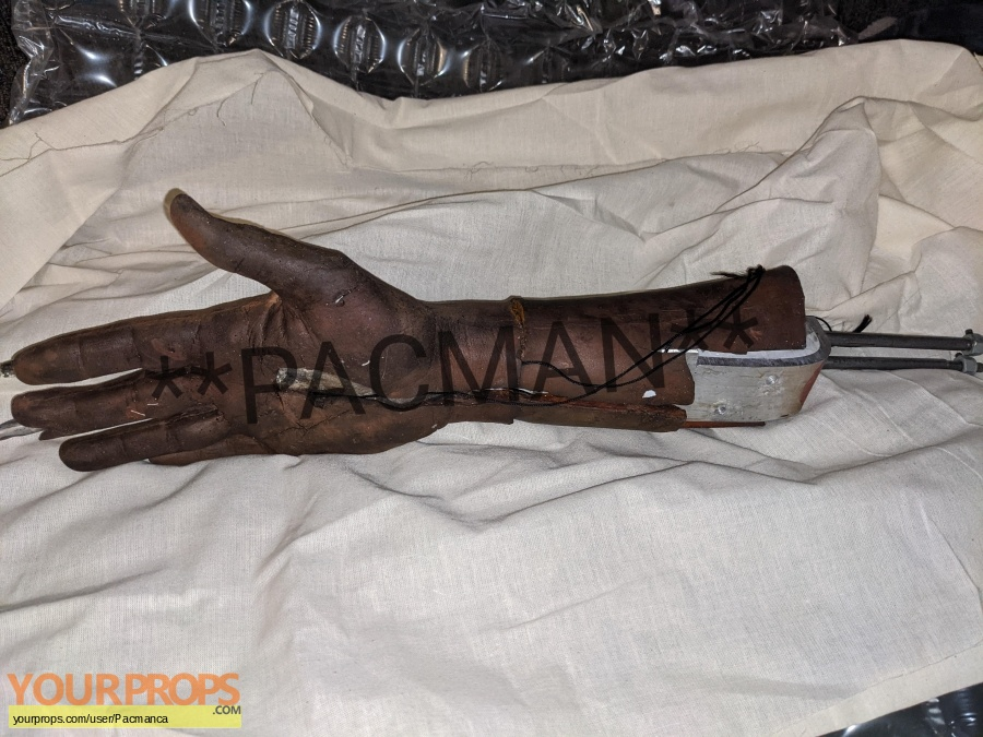 Shocker (Wes Craven) original movie prop