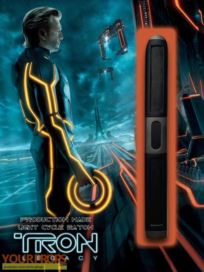 Tron  Legacy original movie prop