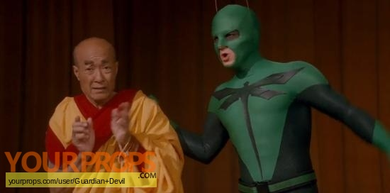Superhero Movie original movie costume