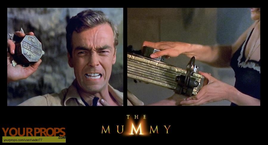 The Mummy replica movie prop