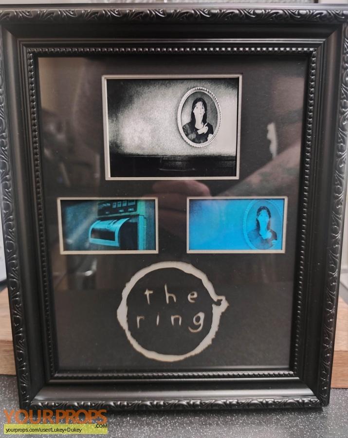 The Ring original movie prop