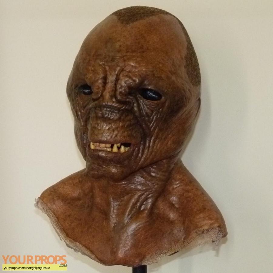 Torchwood original make-up   prosthetics