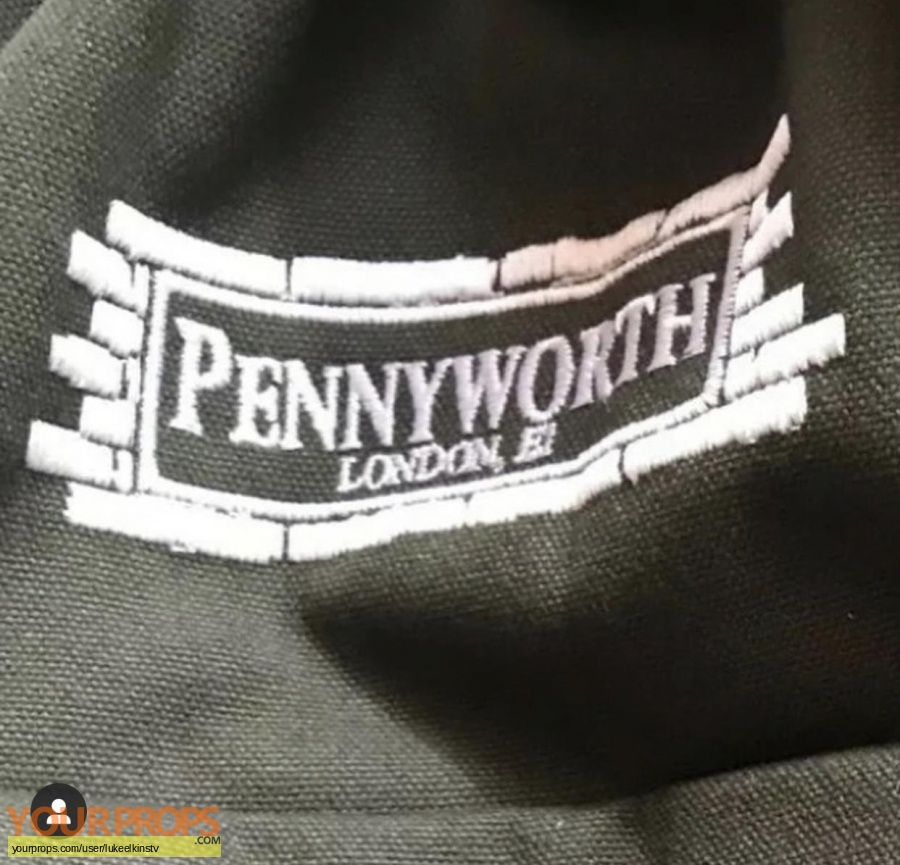 Pennyworth made from scratch film-crew items