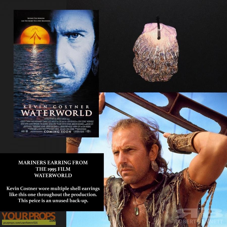Waterworld original movie costume