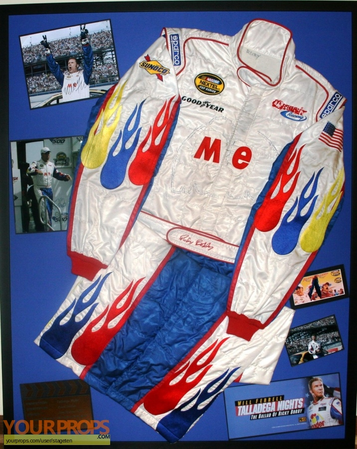 Talladega Nights  The Ballad of Ricky Bobby original movie costume