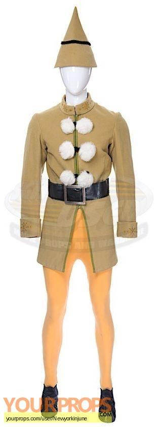Elf original movie costume